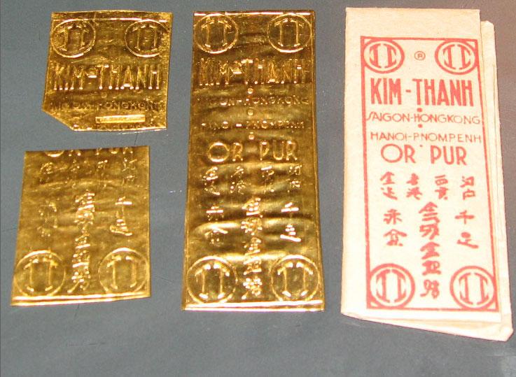 Emas – Harta Mudah Alih PelarianVietnam