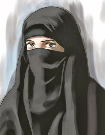 Wanita Niqab