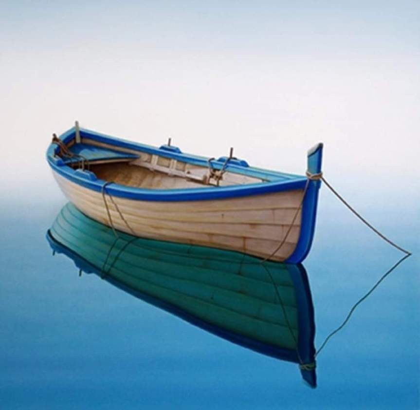 Perahu Yang Berlubang