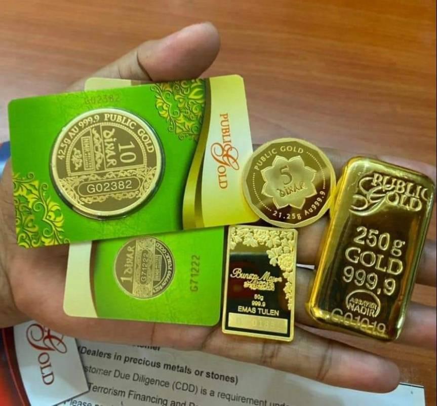 Pembelian Emas Ketika DalamKetakutan