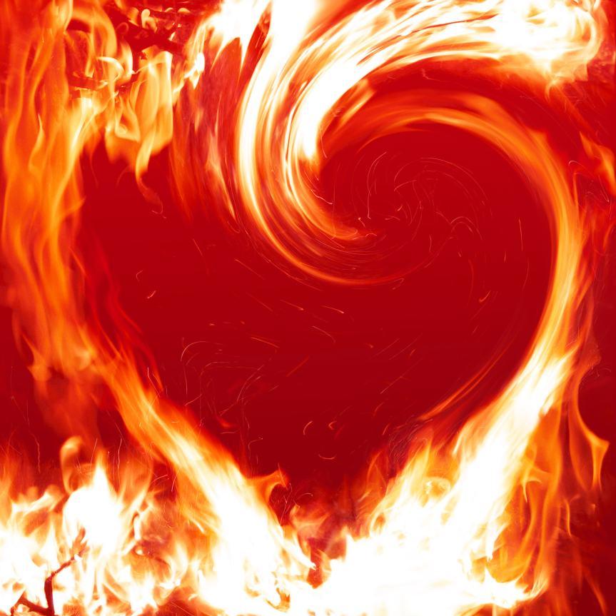 Api Kemarahan