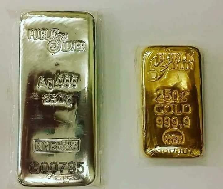 Emas dan Perak – Kehebatan YangTersirat