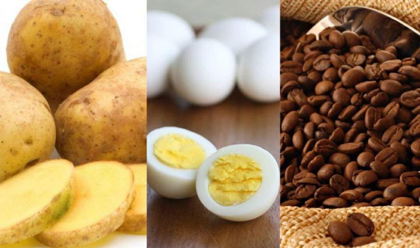 Kisah Tentang Kentang, Telur dan BijiKopi
