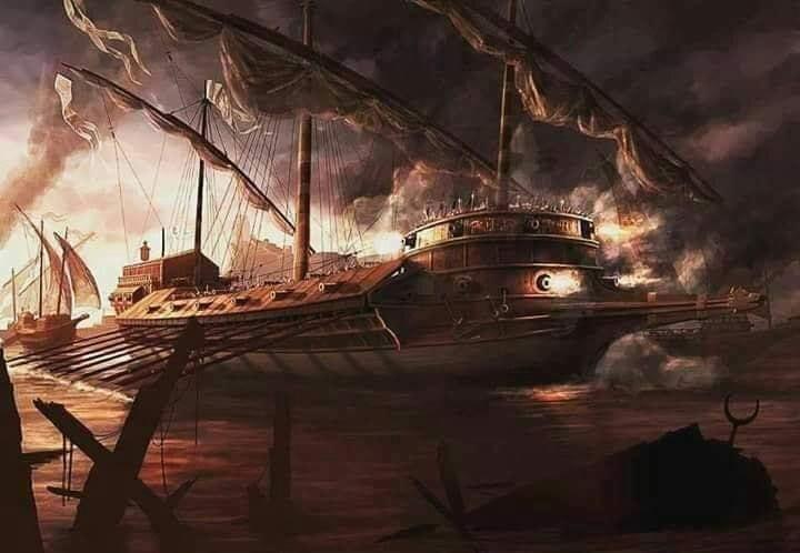 Mendam Berahi – Kapal KesultananMelaka