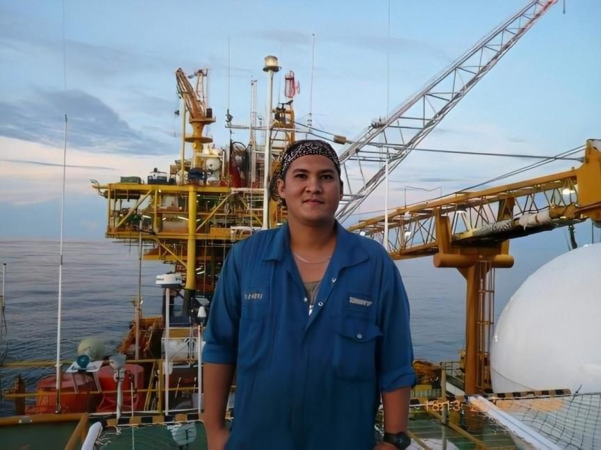Pengalaman Berharga – Barge Operation(Offshore)