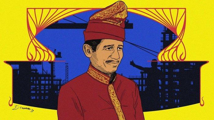 Menteri 'Termiskin' diIndonesia