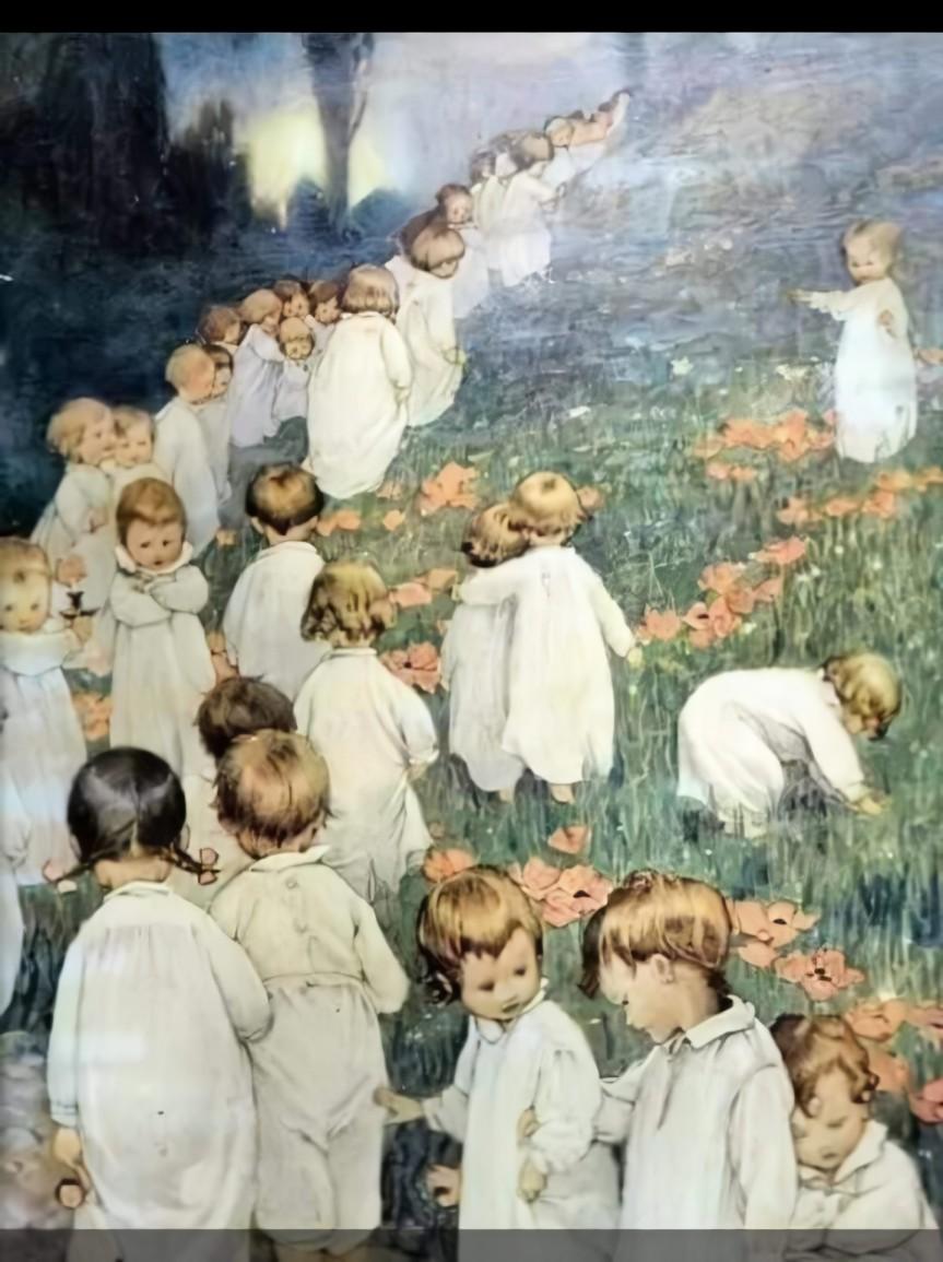 Anak-Anak Kecil PenghuniSyurga