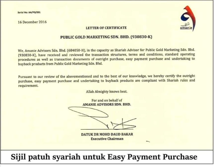 Easy Purchase Plan (EPP) – KepatuhanSyariah