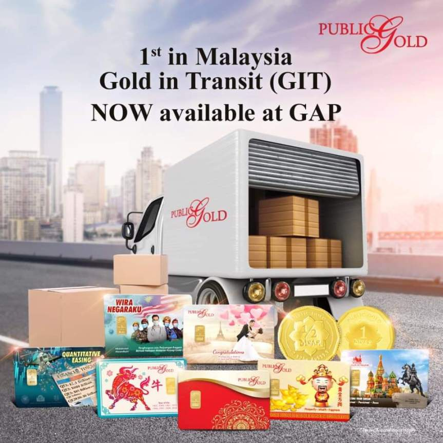 Gold in Transit(GIT)
