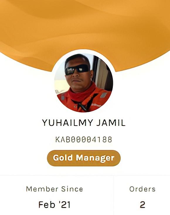 Melalui KAB Gold, Jadikan Saya Sebagai Pembimbing Logam MuliaAnda!